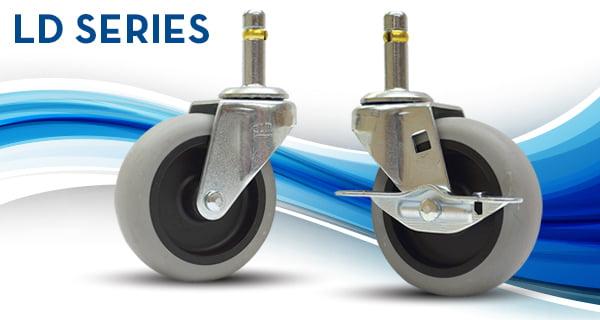 Caster wheel manufacturers USA
